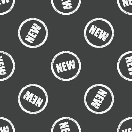 newness: Symbol NEW pattern