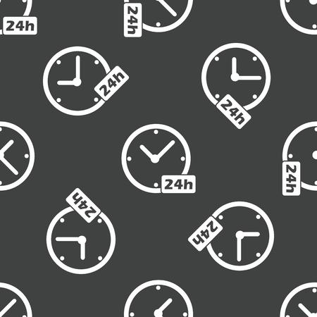 twenty four hours: 24 hours pattern