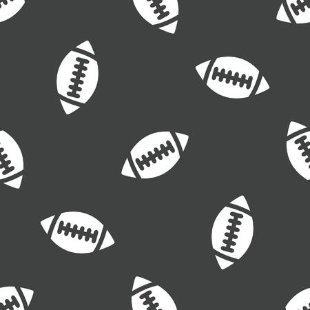 ballon de rugby: Motif de ballon de rugby