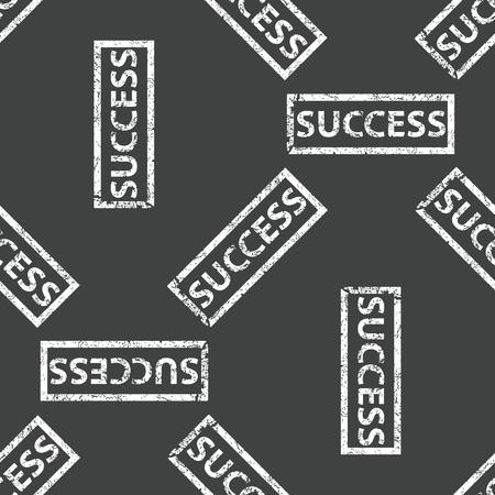 achievement clip art: Rubber stamp SUCCESS pattern
