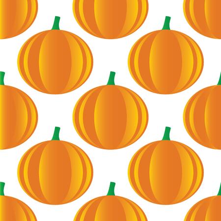 fruit stalk: Pumpkin pattern