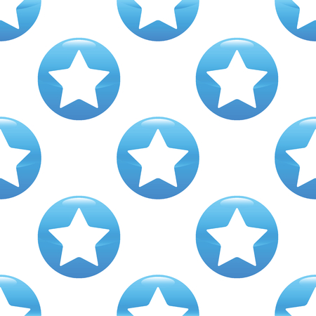 ideogram: Star sign pattern