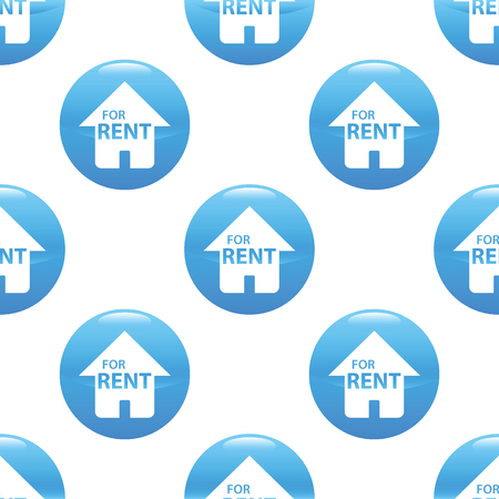 house for rent: House for rent sign pattern