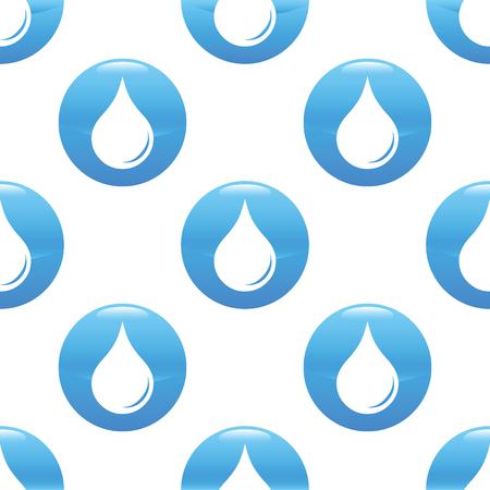 waterdrop: Waterdrop sign pattern Illustration