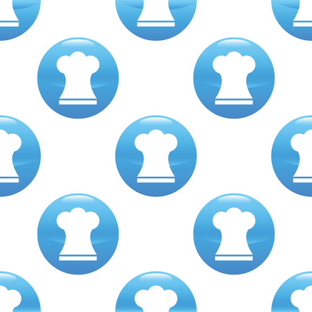 culinary arts: Chef hat sign pattern