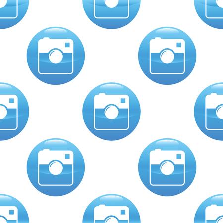 microblog: Square camera sign pattern