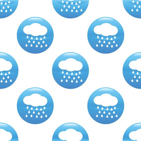 precipitation: Precipitation sign pattern