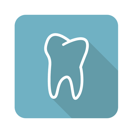 dens: Tooth icon Illustration