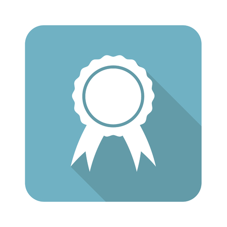 achievement clip art: Certificate seal icon Illustration