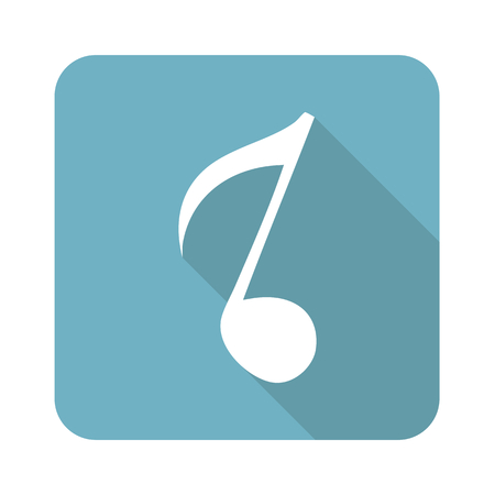 eighth note: Eighth note icon