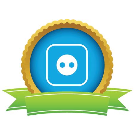 mounting: Socket icon Illustration