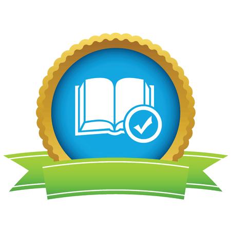 Chosen book icon Vector