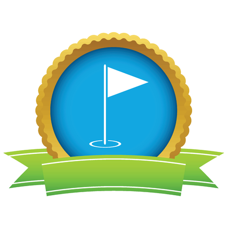 mounting holes: Flagstick icon