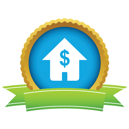 mounting: House price icon
