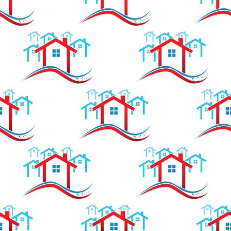 suburbia: Downtown pattern
