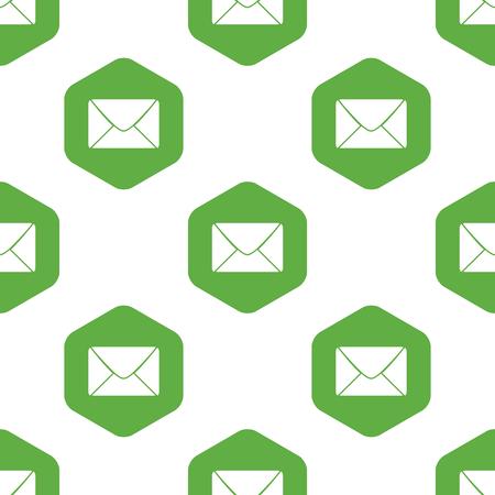 sender: Envelope pattern Illustration