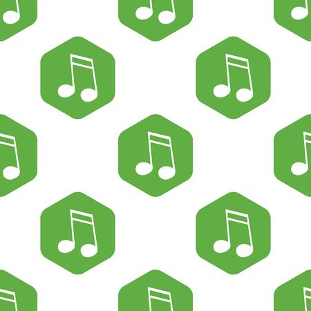 gamut: Sixteenth note pattern