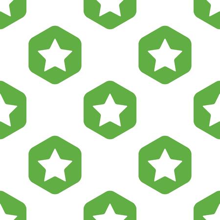 ideogram: Star pattern
