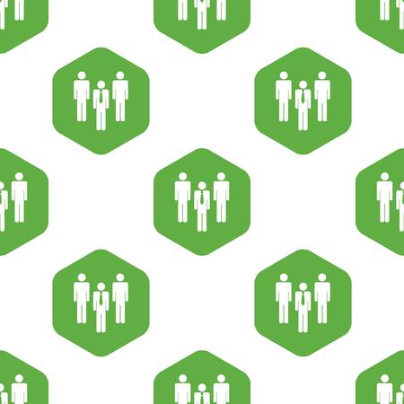 group pattern: Work group pattern