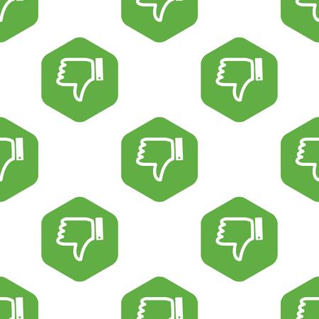 dislike: Dislike pattern