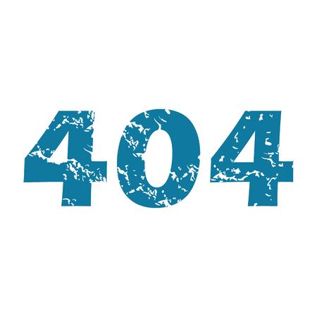 error: 404 error icon Illustration