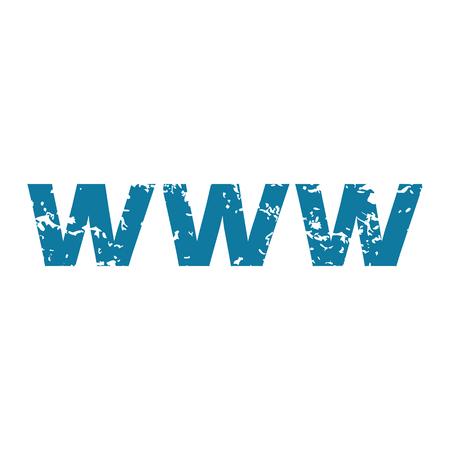 www icon: WWW icon Illustration