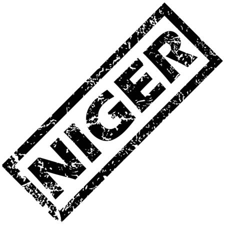 niger: NIGER stamp