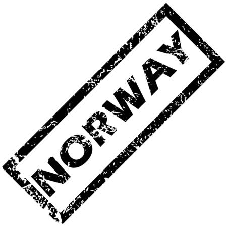 norway: NORWAY stamp