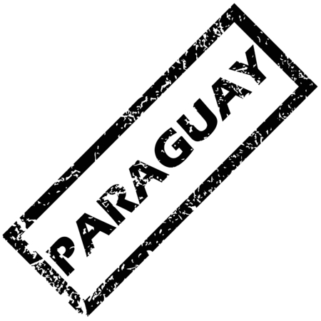 paraguay: PARAGUAY stamp