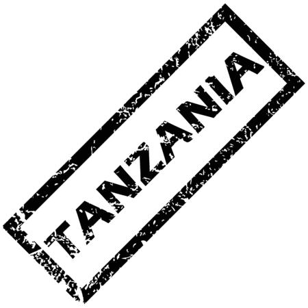 tanzania: TANZANIA stamp