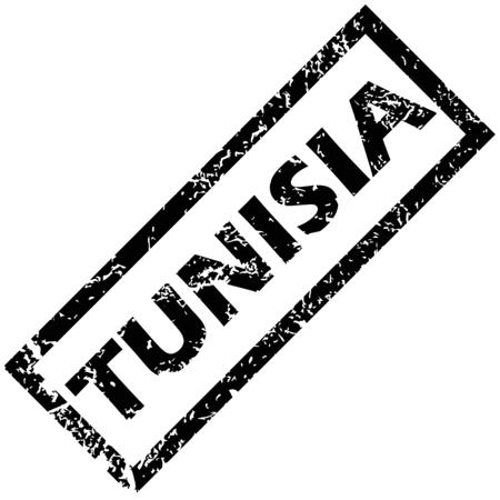 tunisia: TUNISIA stamp