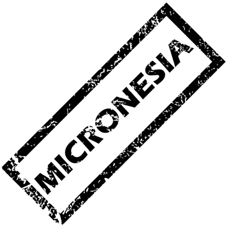 micronesia: MICRONESIA stamp