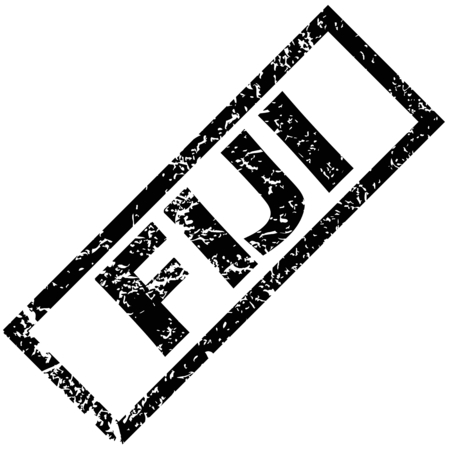 fiji: FIJI stamp