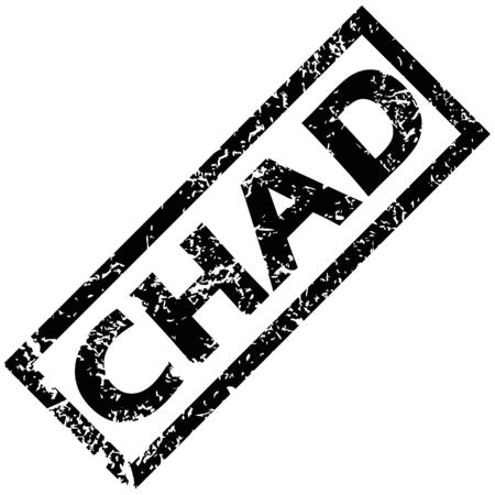 chad: CHAD stamp