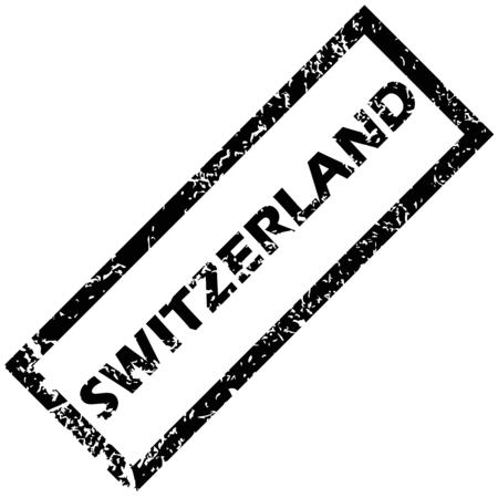 land mark: SWITZERLAND stamp