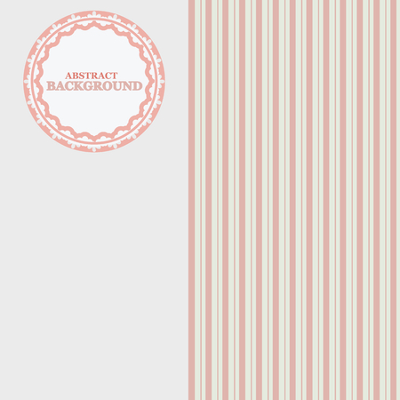 gray strip backdrop: Abstract vintage background