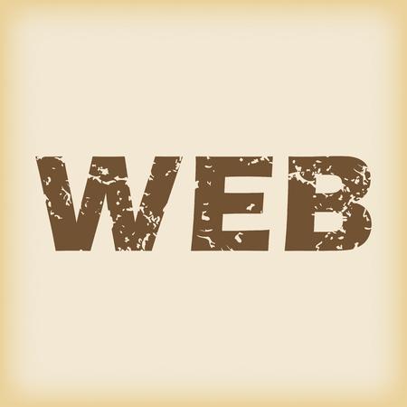 grungy: Grungy WEB icon