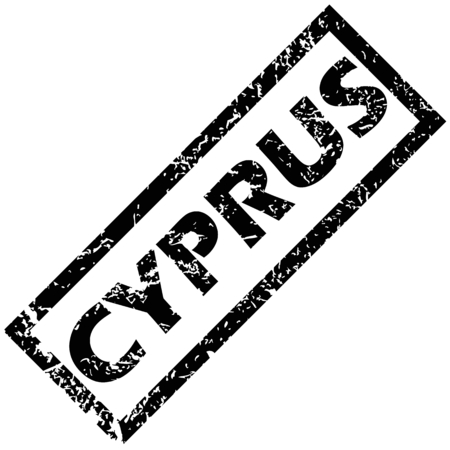 cyprus: CYPRUS rubber stamp