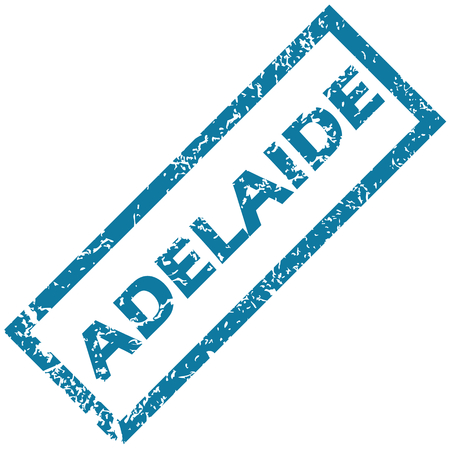 adelaide: Adelaide rubber stamp