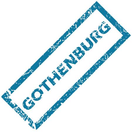 gothenburg: Gothenburg rubber stamp