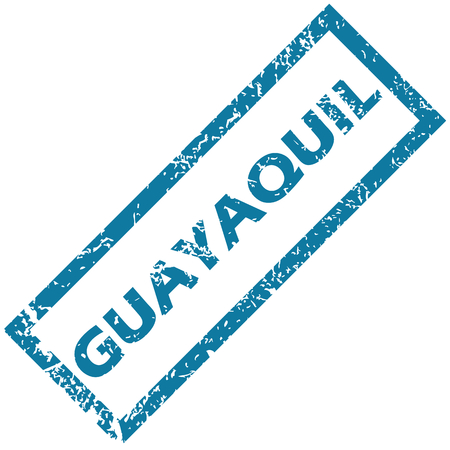 guayaquil: Guayaquil rubber stamp