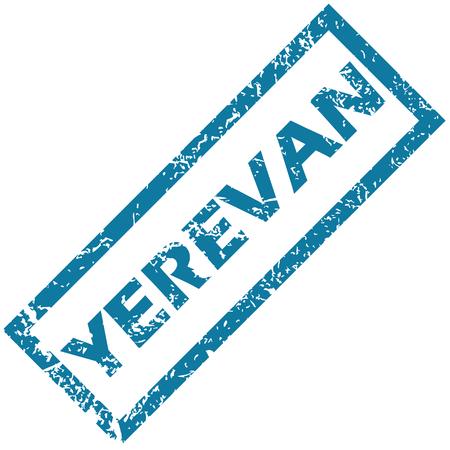 yerevan: Yerevan rubber stamp