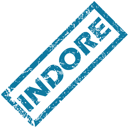 indore: Indore rubber stamp