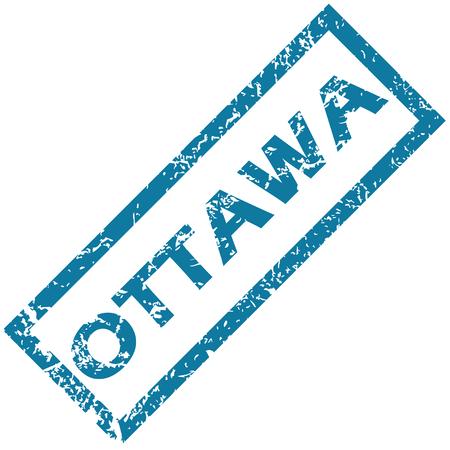 ottawa: Ottawa rubber stamp