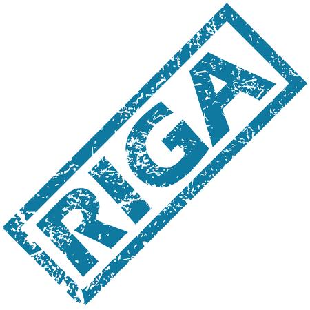 riga: Riga rubber stamp