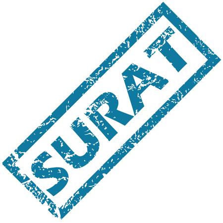 Surat rubber stamp