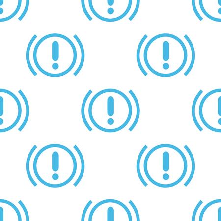 repeats: Flat alert pattern