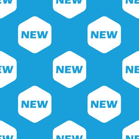 notable: NEW hexagon pattern Illustration