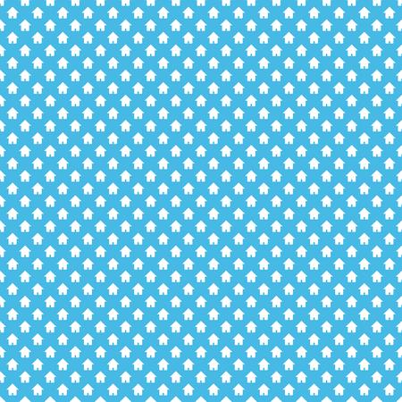 dense: Dense house pattern Illustration