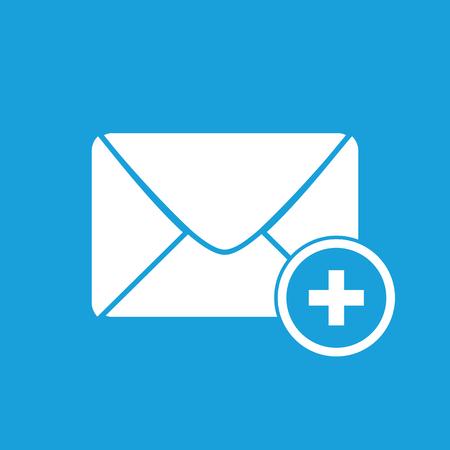 add: Add letter icon